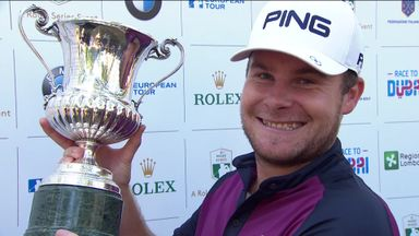 Hatton wins Italian Open