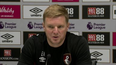 Eddie Howe discusses Boro clash