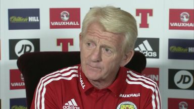 Strachan: McGregor call-up easy