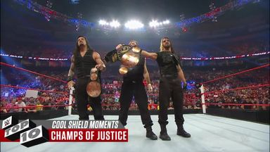 WWE Top 10 Shield moments
