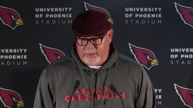Arians pays tribute to Cadle