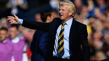 'No surprise to see Strachan go'