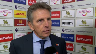 Perfect start for Puel