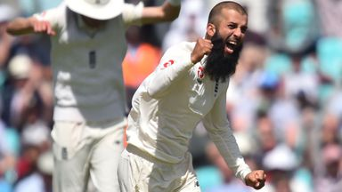 Hussain: Moeen is a huge role model