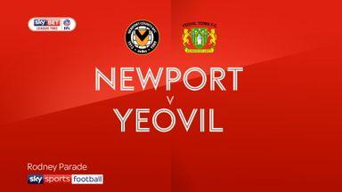 Newport 2-0 Yeovil