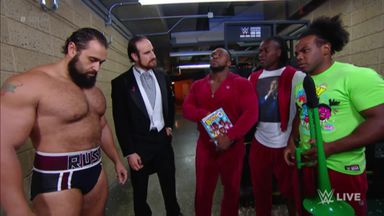 Are New Day celebrating Rusev Day?