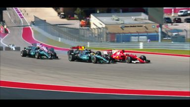 Race Recap - US GP