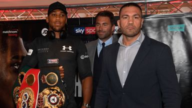 Pulev out as AJ gets new opponent