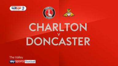 Charlton 1-0 Doncaster