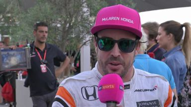 Alonso eyes up Triple Crown bid