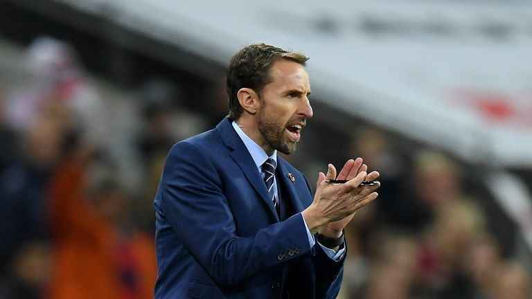 Matt Lawton says he has to admire what Gareth Southgate is doing as England manager and the new systems he is implementing