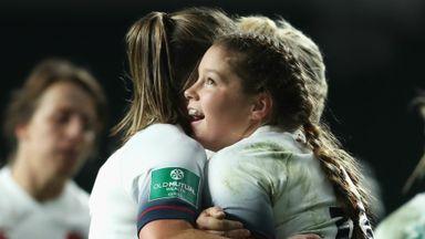 England Women 69-19 Canada Women