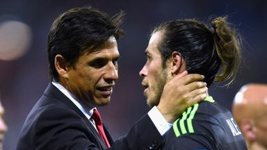 Coleman: PL too tough for Bale