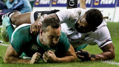 Ireland 23-20 Fiji
