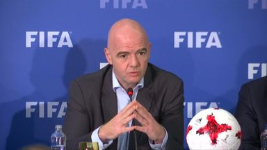 FIFA aim for new transfer rules