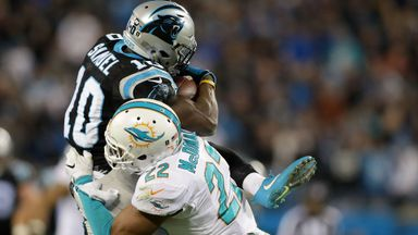 Dolphins 21-45 Panthers