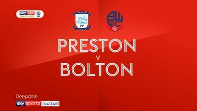 Preston 0-0 Bolton