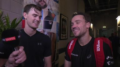Murray and Soares win 2nd match