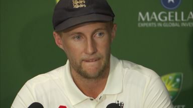 Root: We're due win at the Gabba