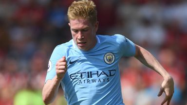 De Bruyne not expecting unbeaten season