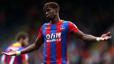 Cabaye: Zaha important for Palace