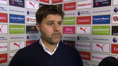 Pochettino rues decisions