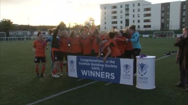 Glasgow City claim 11th straight title