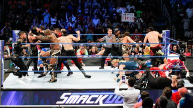 WWE Best of Smackdown: 22nd November