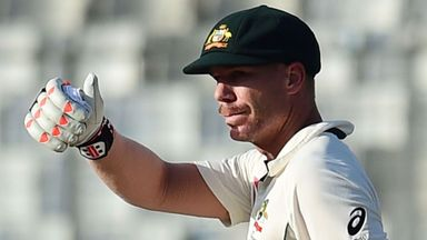 Warner: Stokes let people down