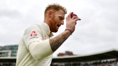 Stokes back bowling