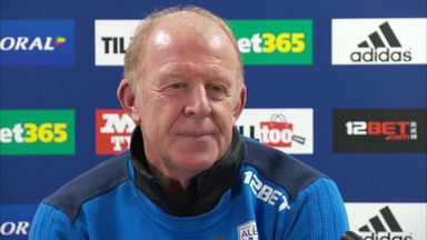 Megson downplays Wembley visit