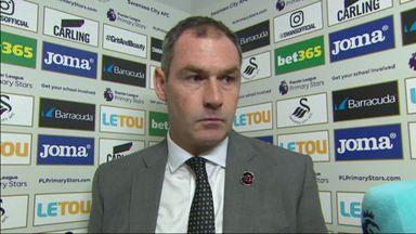 Clement: We were below par