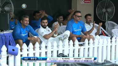 Dhawan delivers for India