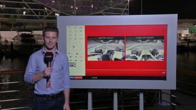 How Bottas took pole in Abu Dhabi