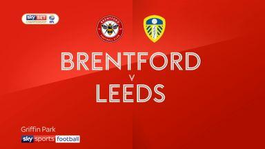 Brentford 3-1 Leeds