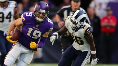 Rams 7-24 Vikings