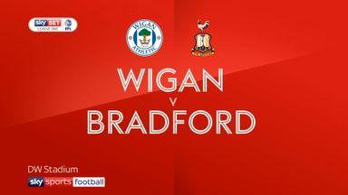 Wigan 1-2 Bradford