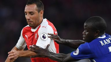 Cazorla: Doctor said I may not play again