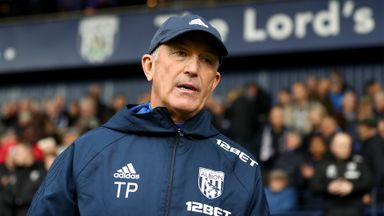 'West Brom need a Tony Pulis'
