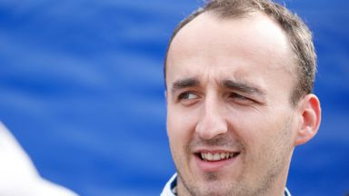 Will Kubica drive for Williams in 2018?