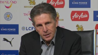 Puel: No problem with Mahrez
