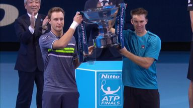 Kontinen & Peers retain title