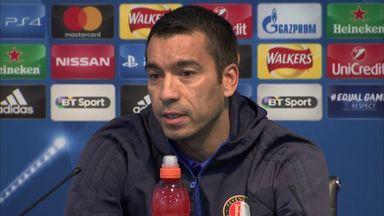 'I'm fully focused on Feyenoord'