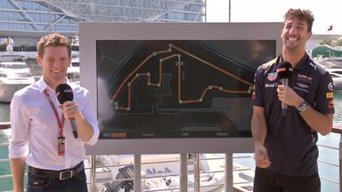 The best of Ricciardo's overtakes