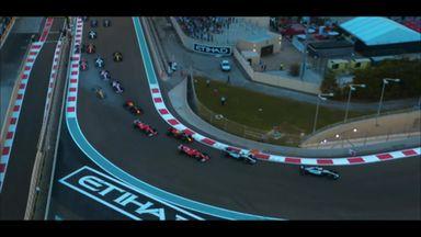 Race Recap - Abu Dhabi