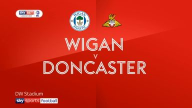 Wigan 3-0 Doncaster