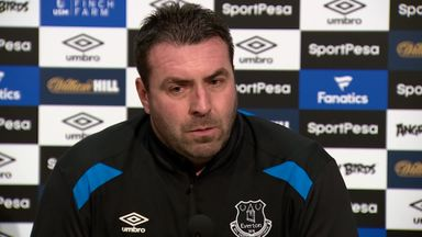 Unsworth focused on job