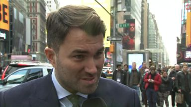 Hearn: Wilder talks went well