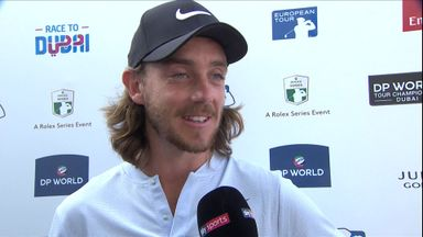 Fleetwood rallies again in Dubai