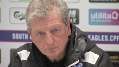 Hodgson feeling nervous tension